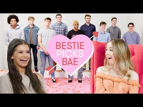 I Let My Best Friend Pick My Boyfriend: Carrie | Bestie Picks Bae