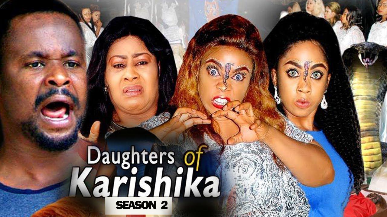 Download Daughters Of Karishika Season 2 - (New Movie) 2019 Latest Nigerian Nollywood Movie Full HD