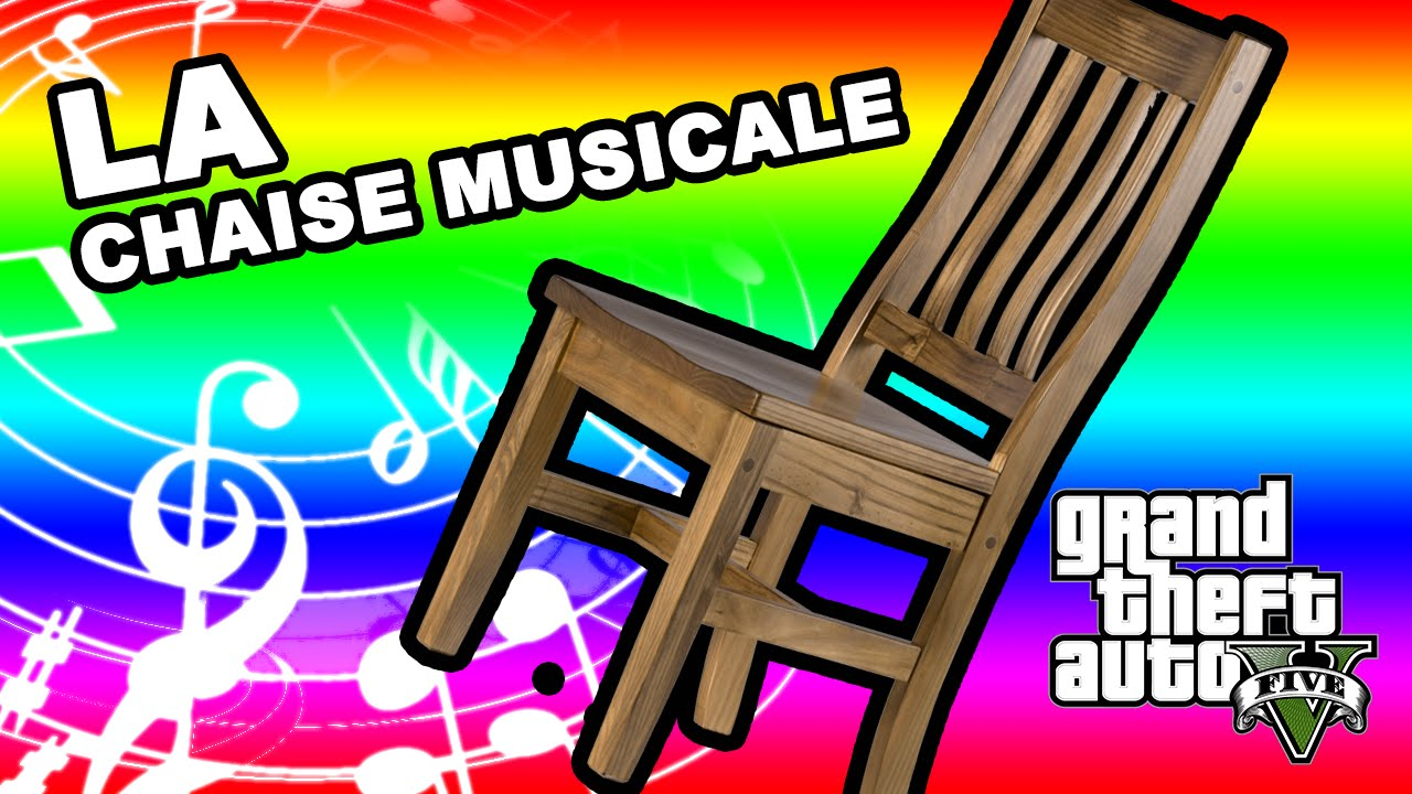Gta v et demi pc chaise musicale youtube for Chaise musicale