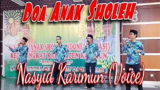 NASYID KARIMUN (VOICE) - DOA ANAK SHOLEH