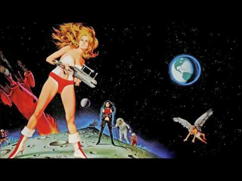Barbarella (1968) Soundtrack - Bob Crewe & Charles Fox