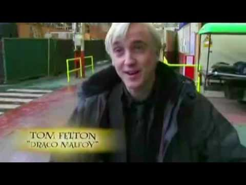 Harry Potter - the final days - behind the scenes
