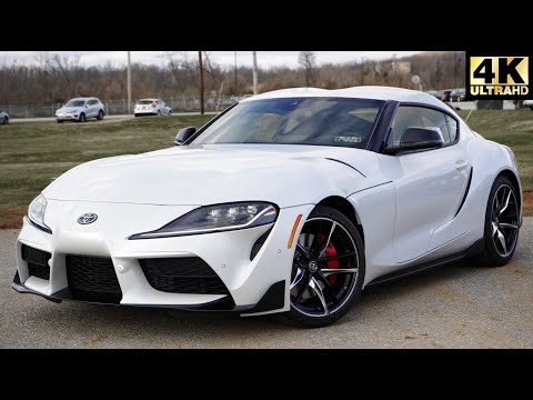 2020 Toyota GR Supra Review   Did Toyota Preserve the Supra's Legacy?
