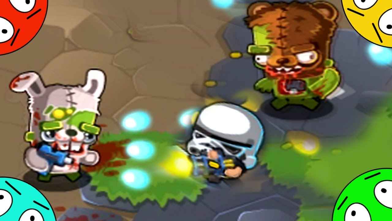 Игры стрелялки против зомби