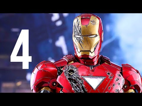 IRON MAN 4: The Return (2021) Trailer Concept (Fan Made)