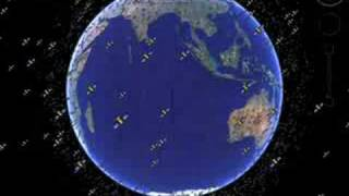 Real-time Satellites in Google Earth thumbnail