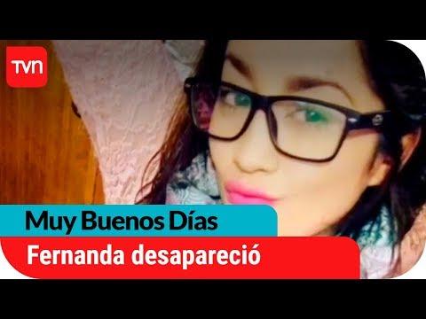 Misteriosa desaparición de joven embarazada en Conchalí   Muy Buenos Días