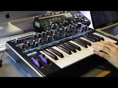 Creating a Song Live in Logic Pro X with Tomas George