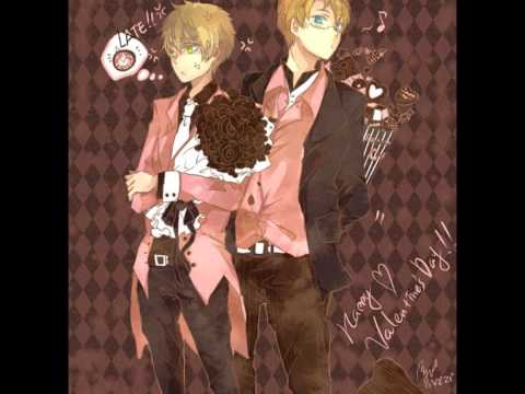 Enchanted~ Owl City- Hetalia- UsUk