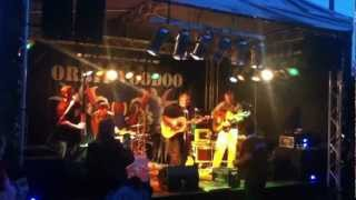 "HURRICANE HARRY & THE TAILGUNNERS ""Jumpin From Six To Six"" 01.09.12 Wetter(Ruhr) BBQ & Rock`n``Roll"