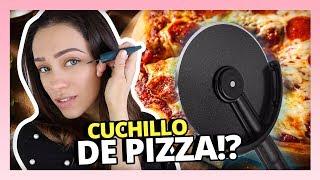 OTRO CUCHILLO DE PIZZA PARA DELINEAR LOS OJOS?! | REVLON LE COPIA A MAC!