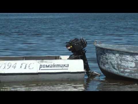 сборка лодки романтика 2