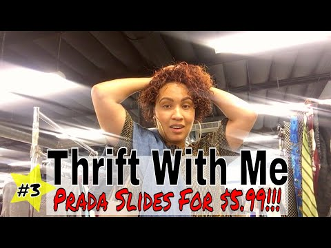 Thrifting With A Pro Thrifter | How To Thrift Designer For Cheap! | Thrift With Me #3