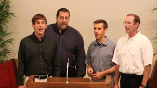 A Cappella Harmony Quartet (Sweet Fellowship) 06-28-15