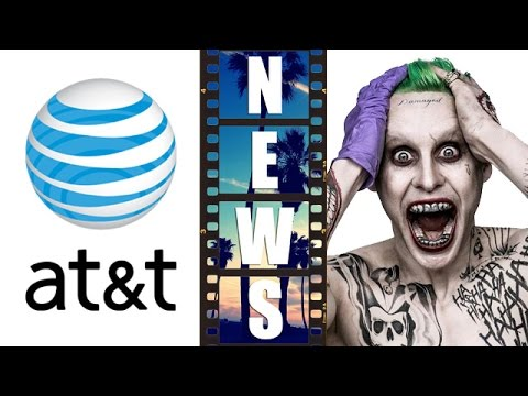 AT&T Time Warner Merger - DCEU Movies, Warner Bros, HBO and more!