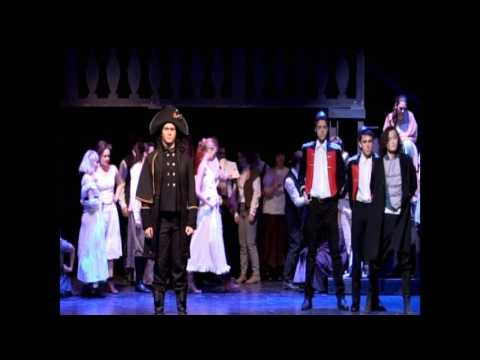 Robbery and Stars, Jan 2017   Logan Branch, East Greenwich High School, Les Mis