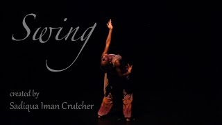 Swing, by Sadiqua Iman Crutcher