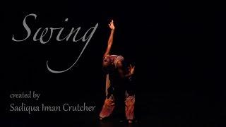 Swing, by Sadiqua Iman Crutcher