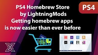 PS4 Homebrew Store  by LightningMods