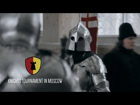 Knights tournament in Moscow | Steel Men 2016