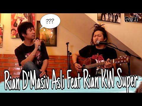 Rian D'Masiv Feat Rafi Gimbal - Tak Bisa Hidup Tanpamu - D'Masiv (Cover)