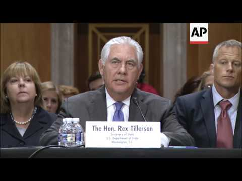 Tillerson: US citizen released in NKorea