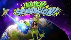 Alien Spinvasion Online Slot from Rival Gaming