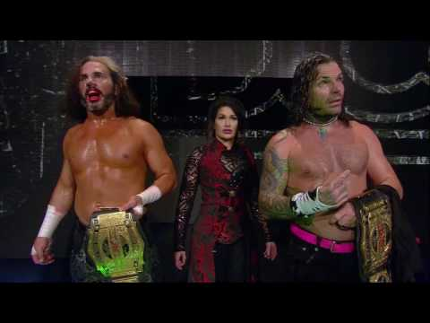 World Tag Team Title Match... With Unexpected Guests