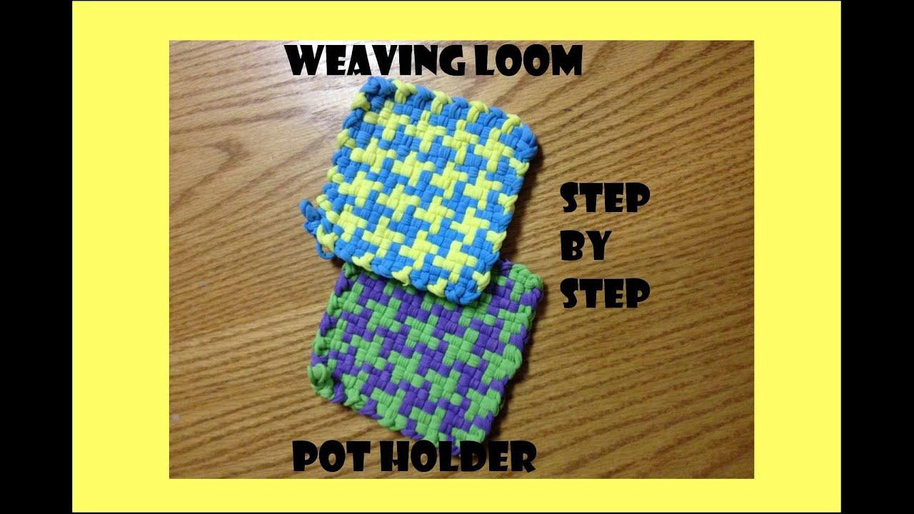 Potholder Loom Patterns Interesting Inspiration Design