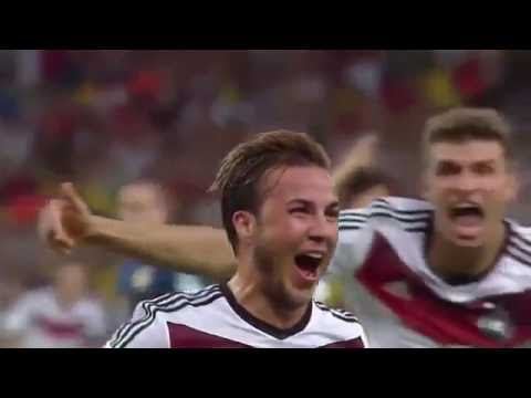Germany World Cup 2014   All 18 Goals