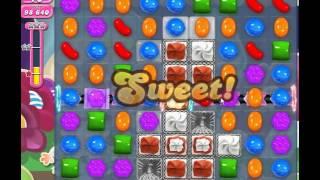 Candy Crush Saga - level 1228 (3 star, No boosters)
