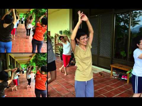 Yoga Retreat in Taiwan 阿南達瑪迦瑜伽營