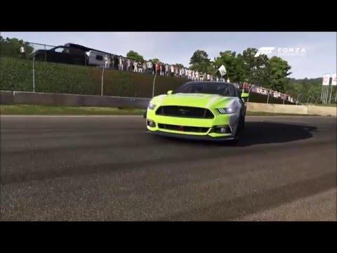 Equity Endurance Mustang GT