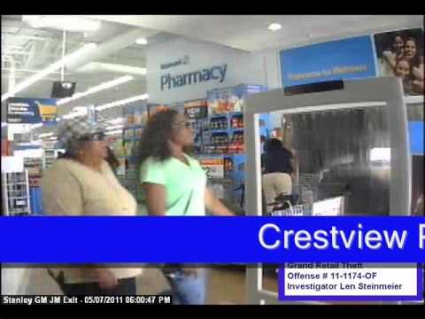Walmart Theft Investigation