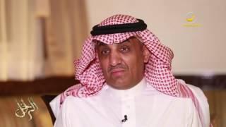 نجل الشاعر أحمد الناصر الشايع: رحل وسبابته اليمني مرفوعة بالتوحيد رغم أن يده اليمنى كانت مشلولة