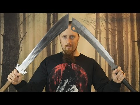 ZT Reaver Cleaver Vs. Condor Dadao - Conclusion After The Testing