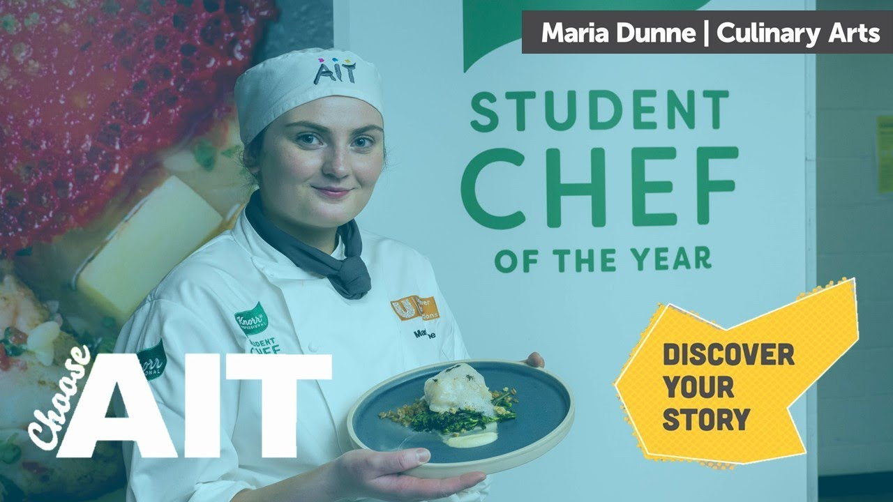 Vodcast | Culinary Arts | Maria Dunne