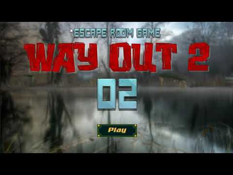 Escape room game way out 2 - 2 |