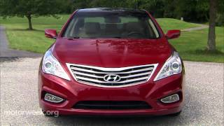 Road Test 2012 Hyundai Azera