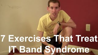 ITB Rehab Routine (How to Treat ITBS) - Strength Running