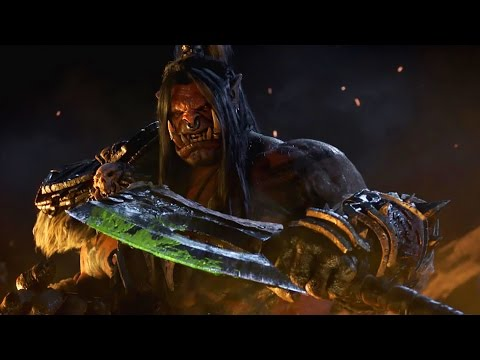 World of Warcraft: Warlords of Draenor Cinematic-Trailer