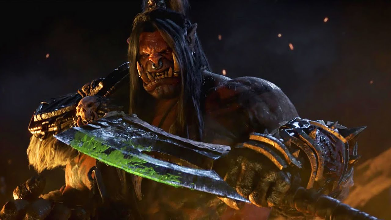 World of Warcraft: Warlords of Draenor Cinematic-Trailer thumbnail