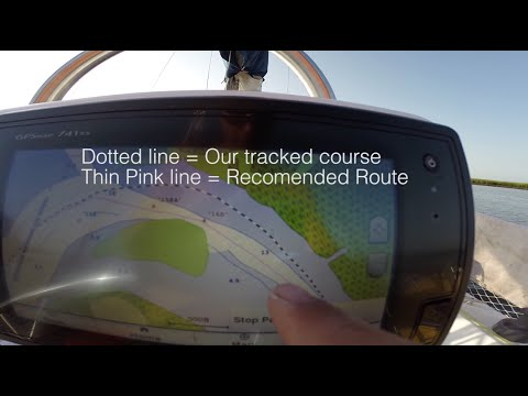 Tips Traveling the Intracoastal Waterway (ICW)
