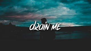 Arizona Zervas - Drain Me (Lyrics / Lyric Video) Prod. 94 Skrt