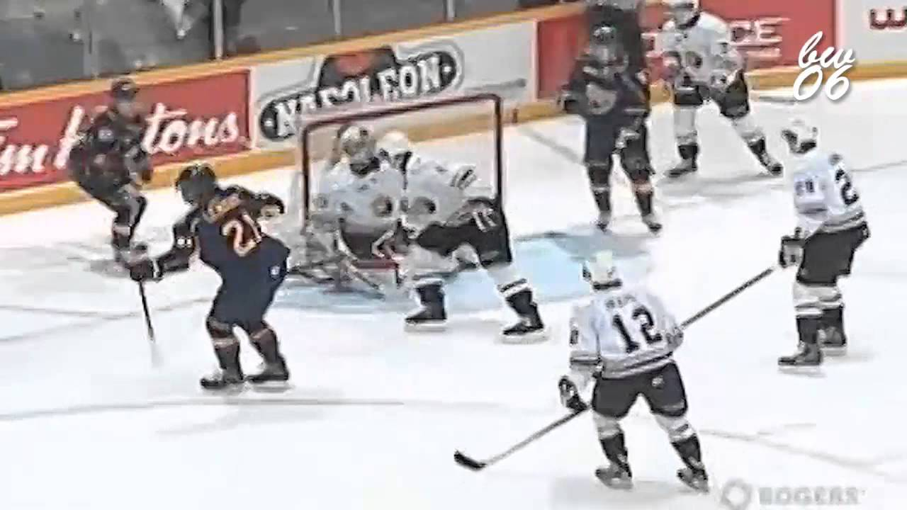 Brendan Lemieux 2013 2014 OHL Highlights