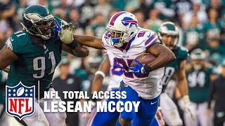 Lesean McCoy on Chip Kelly: 'At The End Of The Day We All Know The Results' | NFL Total Access