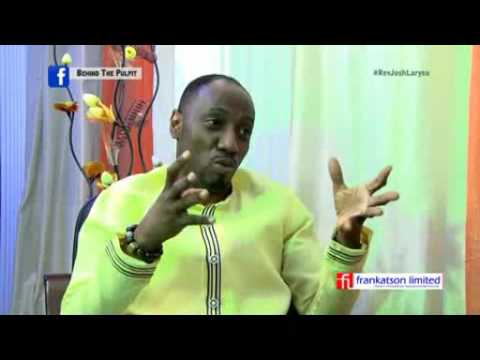 Behind The Pulpit - Interview with Rev Josh Laryea (Episode 8)