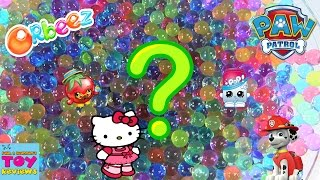 Orbeez Surprise Hidden Eggs Toy Opening #3 | Shopkins Kitty In My Pocket | PSToyReviews