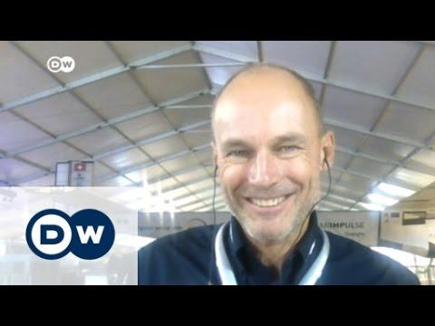 Solar Impulse 2: Pilot im DW-Interview   DW Nachrichten