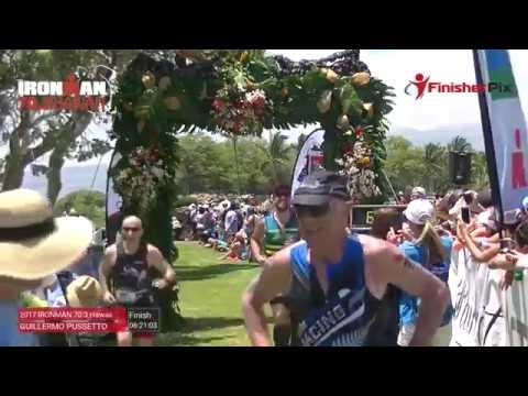 2017 IRONMAN 70.3 Hawaii - Personal video